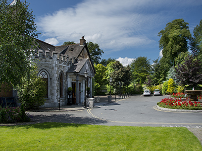 Five minutes with the Great National Abbey Court Hotel